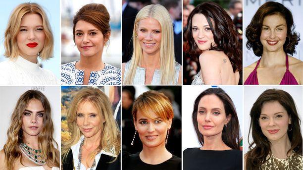 Weinsteinin kerrotaan ahdistelleen lukuisia naisia, muun muassa Gwyneth Paltrow'ta, Angelina Jolieta ja Ashley Juddia.