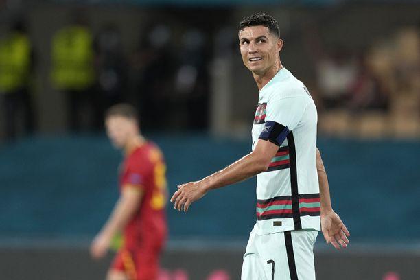 Cristiano Ronaldo on voittanut lukuisia palkintoja, mutta EM-kisojen maalikuninkuus mieheltä vielä puuttui.