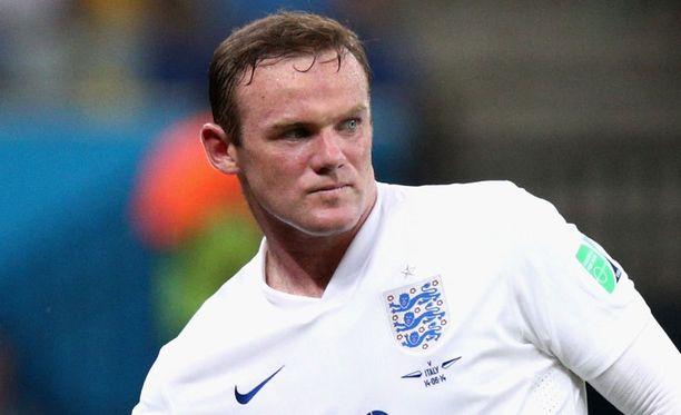Wayne Rooney ja Englanti kohtaavat Uruguayn torstai-iltana.