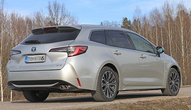 Myydyin automerkki ja myydyin automalli: Toyota Corolla. Corolla oli IL Vuoden Auto 2020 -äänestyksessä lukijoiden valinta.
