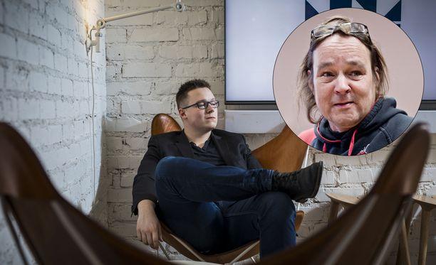 Heikki Herlin puhuu harvinaisessa haastattelussa myös isästään Niklas Herlinistä.