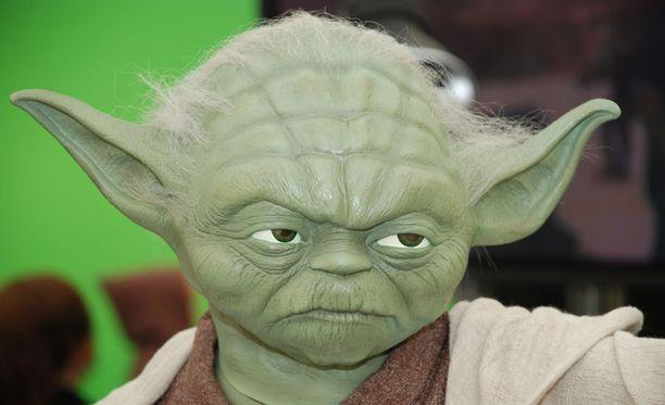 Sympaattinen ja kunnianhimoinen Yoda on yksi Star Wars -hahmoista.