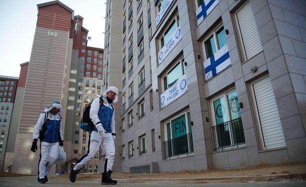 Pyeongchangin olympiakylän asunnot herättivät paljon keskustelua olympialaisten aikaan.