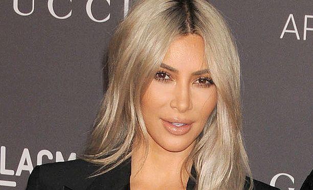 Kim Kardashianin kolmatta lasta ei ole vielä esitelty julkisuudessa.
