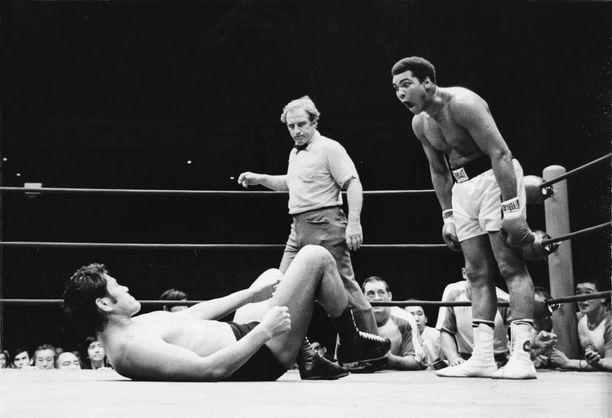 Antonio Inokin ottelutyyli turhautti Muhammad Alin.