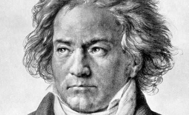 Beethoven oli kiivas ja sairas mies.