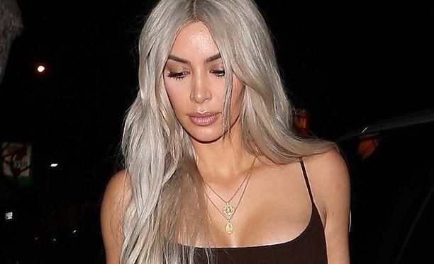 Kim Kardashian saa kuusinumeroisen palkkion tv-esiintymisestään.
