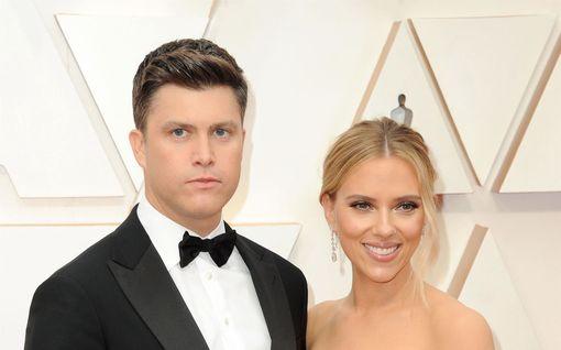Scarlett Johansson meni naimisiin – hyväntekeväisyysjärjestö paljasti ilouutisen
