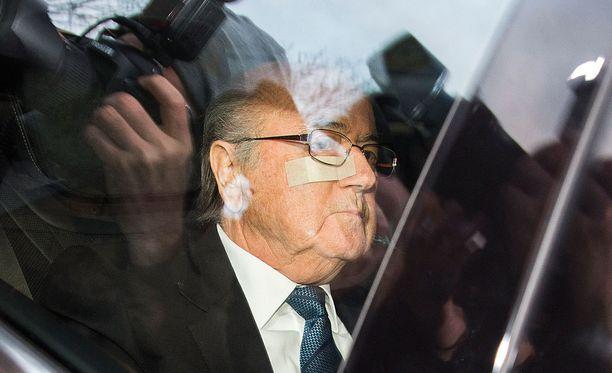 Sepp Blatter haluaa toimintakieltonsa kumottavan.