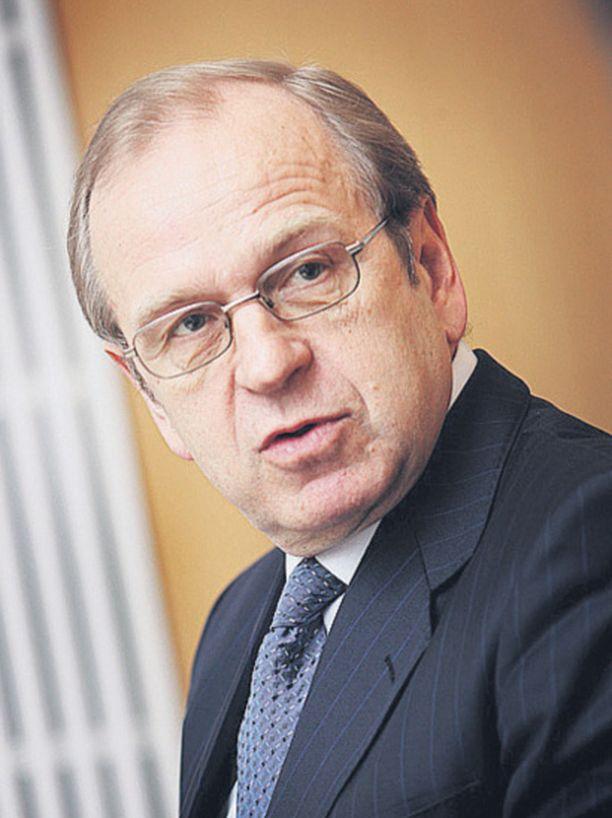Suomen Pankin pääjohtaja Erkki Liikanen huolestui Suomen velkaantumisvauhdista nyt kun se on kunnolla vasta alkamassa. Hänen hätähuutonsa pitää ottaa vakavasti.