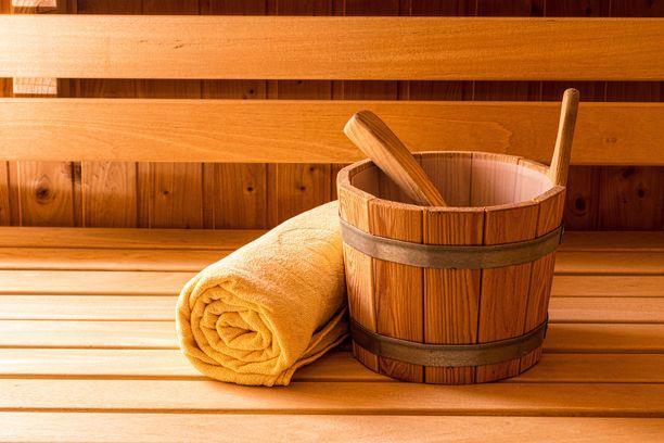 Oikean löylymäärän ja saunan sopivan lämpötilan saunoja määrittelee itse, siihen ei ole olemassa muuta sääntöä.