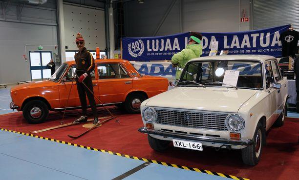 Lada, se perus-Lada, oli Suomen perusauto aikoinaan.