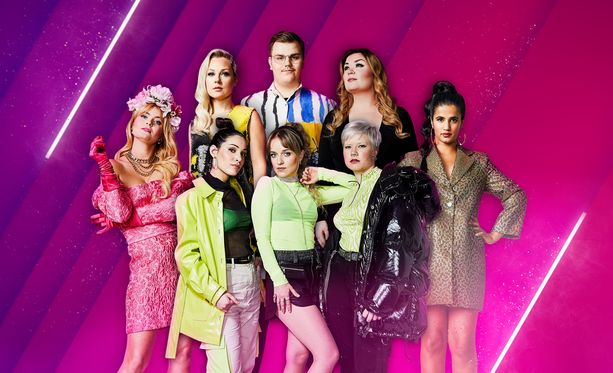 Joku heistä voittaa Uuden musiikin kilpailun ja edustaa Suomea keväällä Rotterdamin Euroviisuissa.