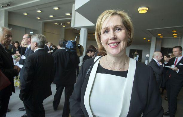 Kansanedustaja Tuula Haatainen on virallisesti SDP:n ehdokas Helsingin pormestariksi.