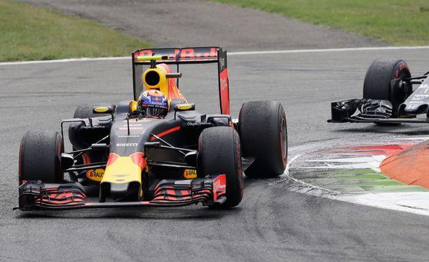 Max Verstappenin ratakäytöksestä on riittänyt puhetta viime aikoina.