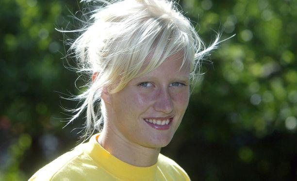 Carolina Klüft koki uransa aikana myös supertähteyden varjopuolen.