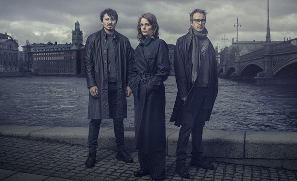 Liv Mjönesin suoritusta Fredrika Bergmanina on kehuttu jo etukäteen.