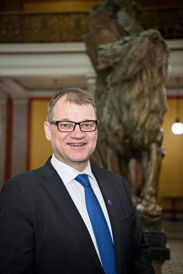 Juha Sipilä iloitsee onnistuneista juhlista ja toteaa niiden olleen hänen Suomi100-juhlansa huipennus.