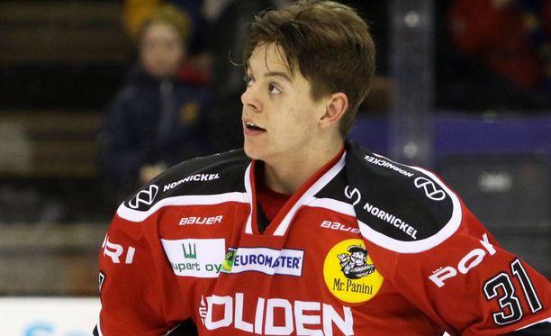 Jesperi Kotkaniemi on Suomen ykkösnimi kesän varaustilaisuudessa.