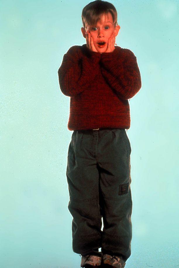 Macaulay Culkinin roolista Kevininä tuli nopeasti legendaarinen.