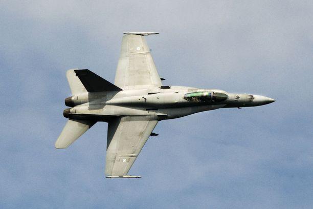 Suomi päättää 2020-luvun alussa Hornet-monitoimihävittäjien korvaajasta.