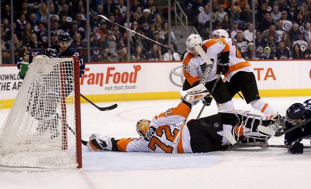 Rop Zepp pääsi pelaamaan NHL:ssä 33-vuotiaana.