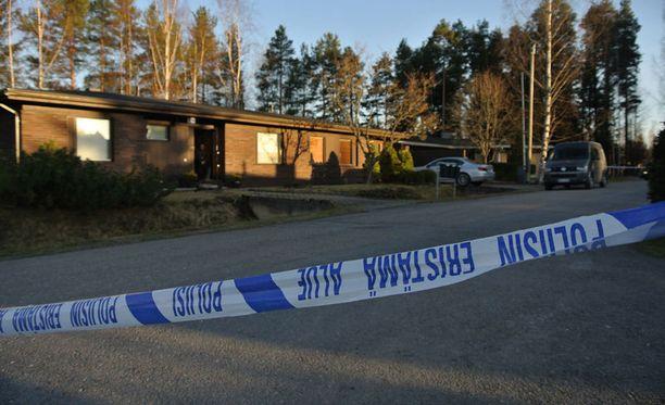 15-vuotias teinityttö löydettiin kuolleena Seinäjoen Joupissa sijaitsevasta omakotitalosta huhtikuun lopussa.