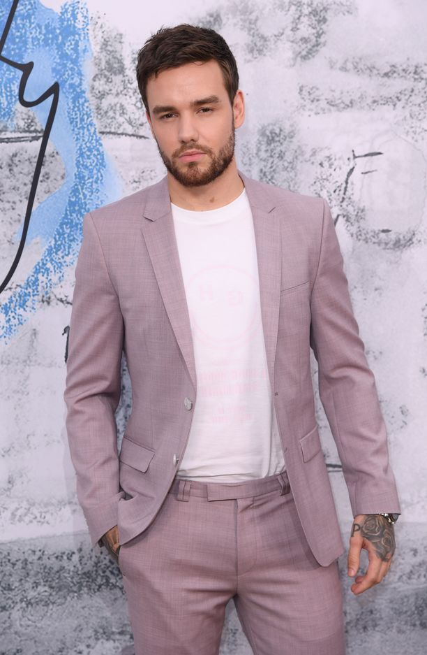 Liam Payne esitteli Berliinin muotiviikoilla oman Hugo Boss -mallistonsa.