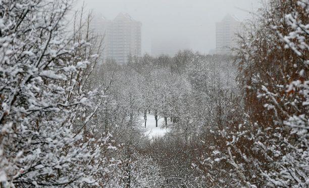 Murhaajat iskivät muun muassa moskovalaisissa puistoissa.