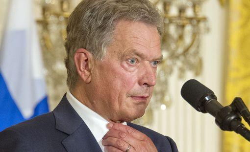 Tasavallan presidentti vierailee suunnitelman mukaisesti Porvoossa torstaina. Arkistokuva.