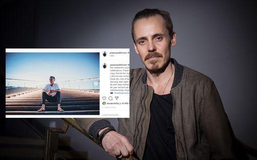Jasper Pääkkönen täytti 40 – julkaisi kuvia hulppeista yllätysjuhlista