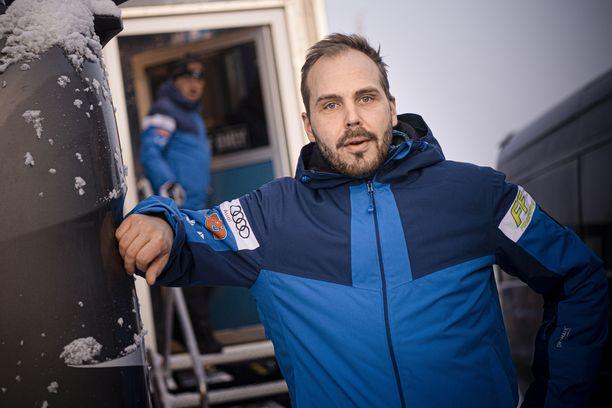 Martin Norrgårdin sopimus maajoukkueen huoltopäällikkönä päätettiin.