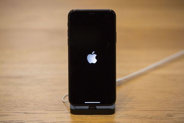 Iphone-puhelimen hidastuminen ei ole ollut pelkkää sattumaa.