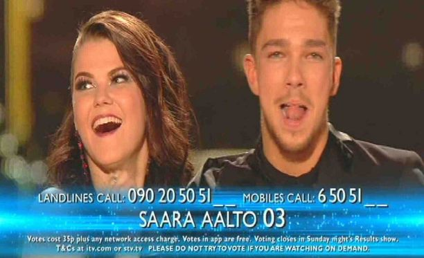 X Factorin finaalilähetys kerännee vielä semifinaaliakin enemmän katsojia.