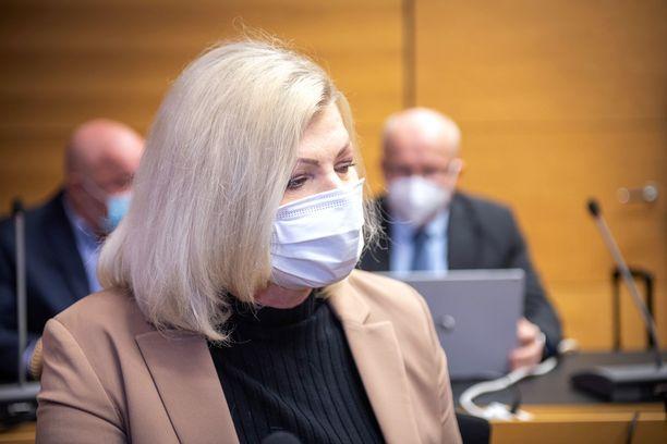 Tiina Jylhän yritys The Look Medical Care (TLMC) teki asianomistajana tutkintapyynnön Sarmasteen toiminnasta viime keväänä.
