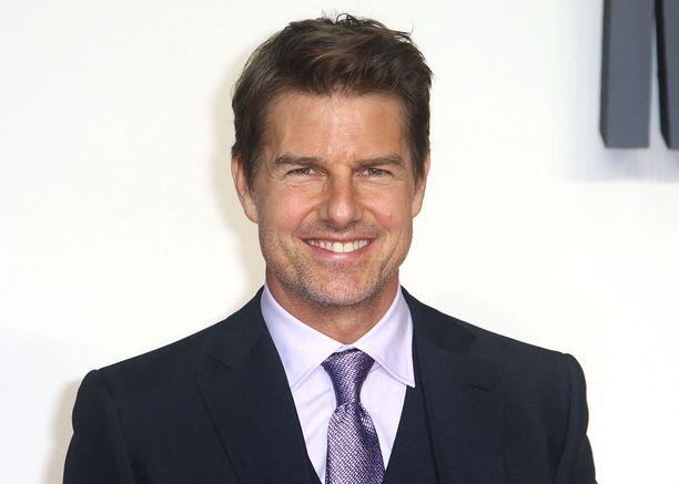 Tom Cruise harrasti lapsena painiurheilua.