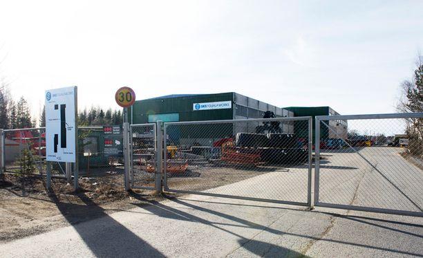 Kaikki kymmenen Eurojackpotin 57,3 miljoonan jättipotin voittajaa työskentelevät toijalalaisessa teräsrakennetöitä tekevässä SKS Toijala Works -firmassa.