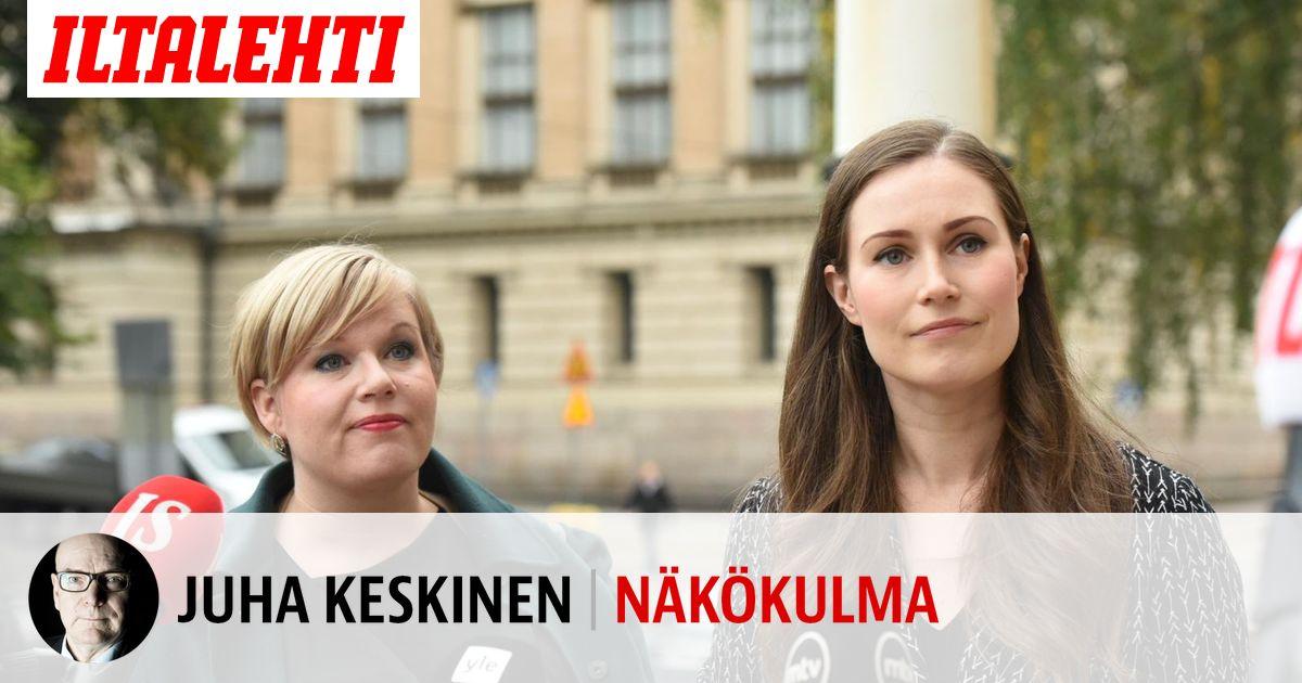 Politiikan kenttä kovassa liikkeessä - SDP siirtyi...