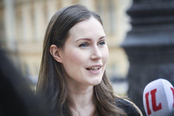 Sanna Marin on siivittänyt SDP:tä nousuun.