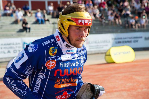 Mikko Kanala on Superpesiksen ehdottomia tähtipelaajia.