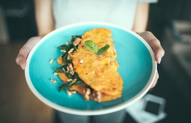 Esimerkiksi kananmunat kuuluvat ketoilijan ruokavalioon.