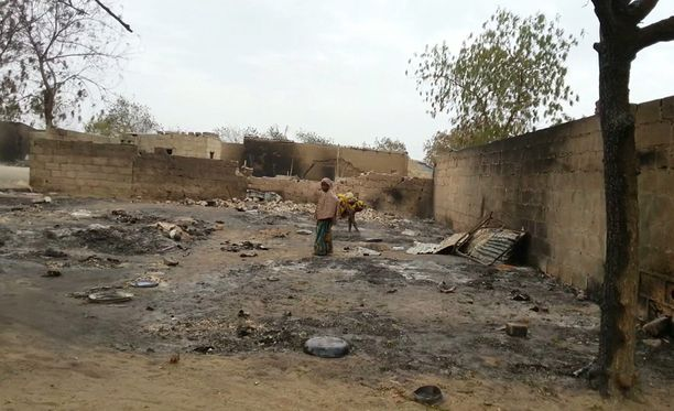 Boko Haram on tehnyt tällä viikolla verisimpiä iskujaan. Arkistokuva Nigeriasta vuodelta 2013.