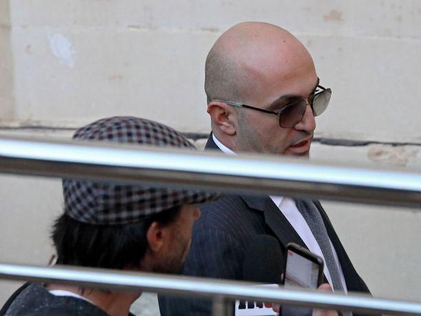 Liikemies Yorgen Fenech sai syytteen osallisuudesta toimittaja Daphne Caruana Galizian murhaan.