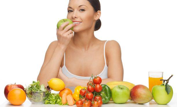Vihanneksista voi saada enemmän lisävuosia kuin hedelmistä.