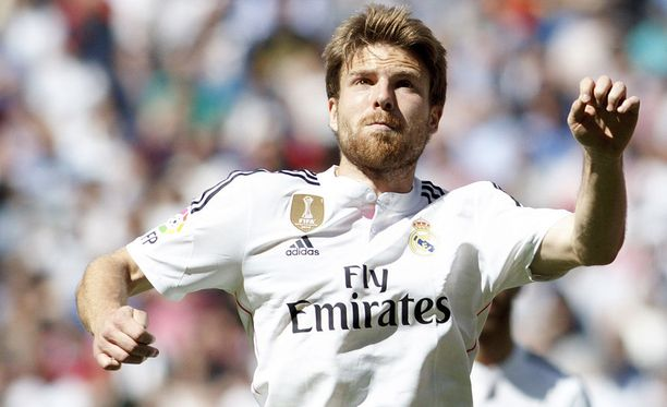 Asier Illarramendistä, 25, ei tullut Real Madridin keskikentän johtohahmoa.