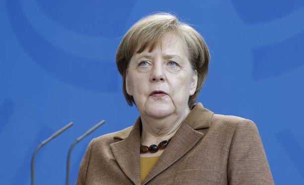 Angela Merkelin valtakausi Saksassa saa jatkoa.