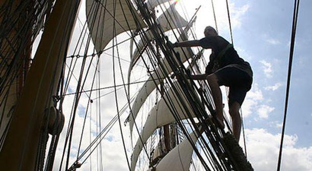 Tall Ships' Races -kilpailuja järjestetään ympäri maailmaa. Itämerellä kilpaillaan vain joka neljäs vuosi.