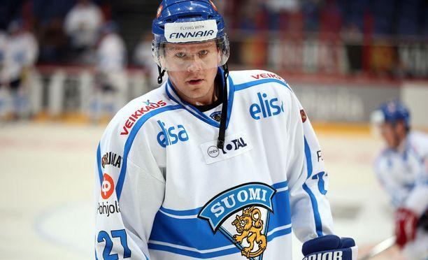 Lokomotiv Jaroslavlia edustava Petri Kontiola on ennakkokaavailuissa yksi Leijonien tähdistä olympiajoukkueessa.