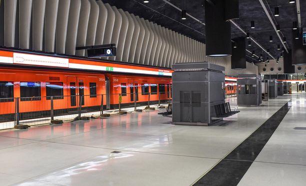 Länsimetron liikenteen aloitusaika on nyt päätetty.