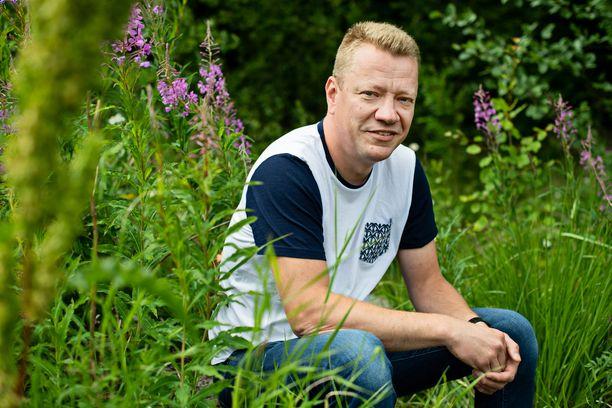 Matti Silmu oli yksi Yölintu-yhtyeen perustajista.